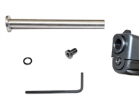 CENTENNIAL DEFENSE SYSTEMS Stainless Steel Guide Rod With Black Coated Stainless Steel Screw Head For SMITH & WESSON