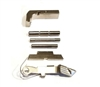 GoTo GEAR Chrome Extended Control Kit And Mag Release For GLOCK GEN 3