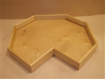 "31"" Lazy Susan turntable w/ bearing"