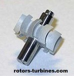 DENTAL ROTOR - BORA S36  ROTOR PUSH BUTTON