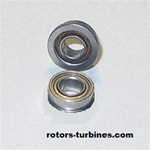 DENTAL BEARING KIT FOR NSK NL65 M,S,T/NL 75 S,T /85 S, T/NL 95 S,T/ MATCHLITE S, T/ PHATELUS M,S,T/ NSK TORQUE CANISTERS