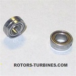 DENTAL BEARING KIT FOR KAVO; 635B,637B, 637C MIRALUX  MODELS