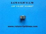 DENTAL BEARING FOR SIEMENS-SIRONA TC-3, T1 CONTROL