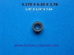 DENTAL BEARING FOR KAVO 655, 660 FRONT   BEARING