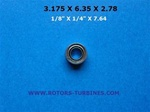 Dental Bearing For  Siemens-Sirona T2 Racer,T2 Control, T3 Racer
