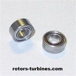 DENTAL BEARING KIT  FOR LARES 557, LARES 757