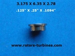 DENTAL BEARING FOR MTI 333