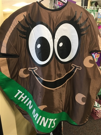 Cookie Costume Thin Mint