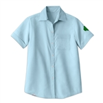 PRE-ORDER Sky Blue Chambray Camp Shirt