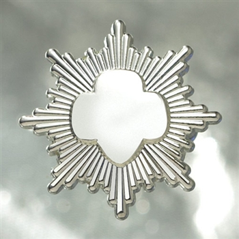 Silver Award Pin - Sterling Silver