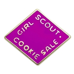 2019 Cookie Sale Activity Pin