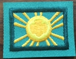 Sign of the Sun - RETIRED Girl Scout Junior Award