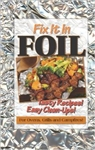 Cookbooks!  Fix it in Foil