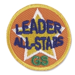 Leader All-Stars Embroidered Pin