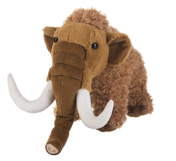 Heritage Collection Woolly Mammoth Plush