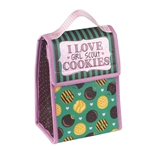 Cookie Lunch Box Tote