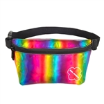 Holographic Rainbow Fanny Pack