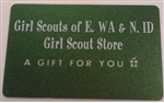 GSEWNI Gift Card Amount: $20.00