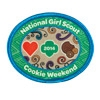 2014 National Girl Scout Cookie Weekend