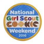 2016 National Girl Scout Cookie Weekend