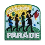 Parade Sew-on Fun Patch