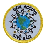 Give Back Sew-On Fun Patch