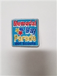 Memorial Day Parade Fun Patch