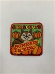 Pumpkin Picking Squirrel Fun Patch