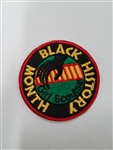 Black History Month Fun Patch