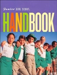 Old Junior Girl Scout Handbook