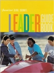 Old Junior Girl Scout Leader Guide Book