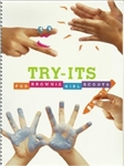 Old Try-Its for Brownie Girl Scouts Book
