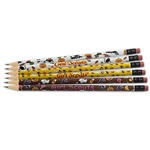 Halloween Girl Scout Pencils