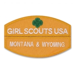 New Daisy Girl Scout EWNI Council ID Set