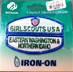 Girl Scout EWNI Council ID Set