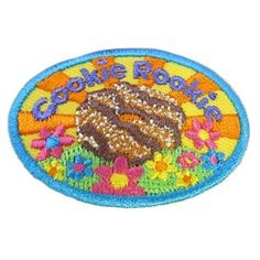 Cookie Rookie Fun Patch