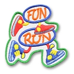 Fun Run Sew-On Fun Patch