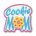 Cookie Mom- flower