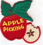 Apple Picking Patch (Apple)