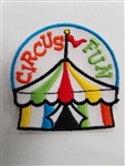 """Circus Fun"" Fun Patch"