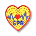 CPR  Fun Patch (Yellow)