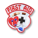 First Aid  Fun Patch