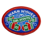 Warm Wishes Sew-On Patch