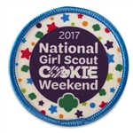 2017 National Girl Scout Cookie Weekend