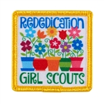 Rededication Sew-on Fun Patch