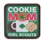 My Mom is a Cookie Mom Sew-On Fun Patch