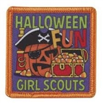Halloween Fun Pirate Patch