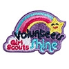 Volunteers Shine Patch