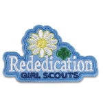 Rededication Patch Iron-On