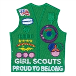 Junior Vest Fun Patch